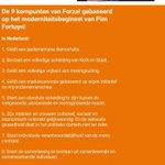 De 9 kernpunten van #Forza #Enschede #WijZijnForza ! https://t.co/VVn0xaYMuf
