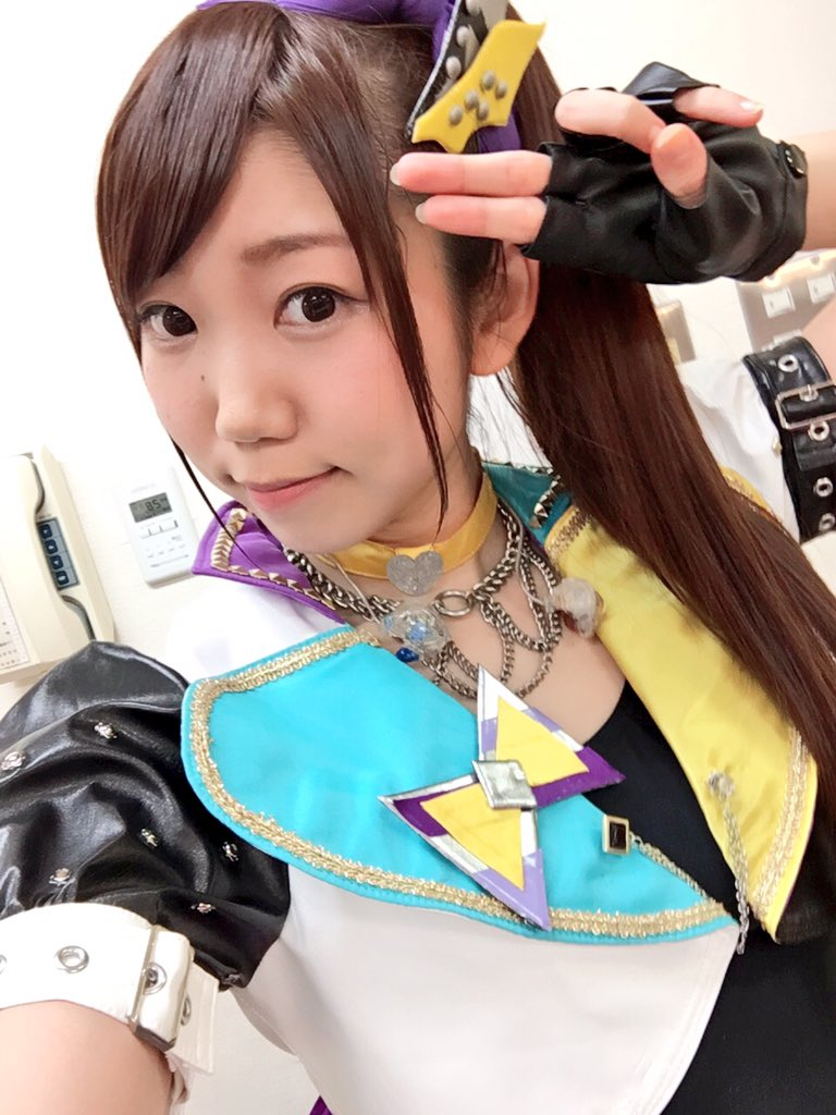 プリパライブ大阪公演昼夜共に、大盛況で終了しましたぁー!!  セトリもパワーアップして、おおさかぷの…