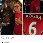 Pogba signing United Pogba 6 shirts in LA. Ultimate troll level reached 😂 https://t.co/nxsIIFGhqu