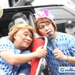 🐥 #EBisLove OKAY! Okay ang ating Lola Nidora!! Happiness! Happy 37th Eat Bulaga! 🙌 https://t.co/31yX2VI3Yr
