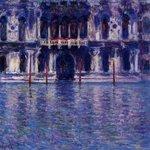"DEDICATED TO @teatrolafenice Claude #MONET, ""PALAZZO CONTARINI"" 1909 #ilovemonet #art #artwit #twitart #venice #blue https://t.co/u94NArDAyB"