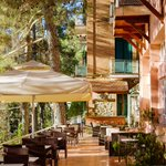 #Kalimera the #Weekend is here 😀 Join us for a drink and fresh mountain air on our terrace...!!! #Platres #Cyprus https://t.co/fuQGr8CTzs