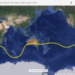 Фёдор Конюхов побил мировой рекорд, облетев вокруг Земли на воздушном шаре за 11 дней. 36 000 километров за 11 дней! https://t.co/XChdtgCbgz