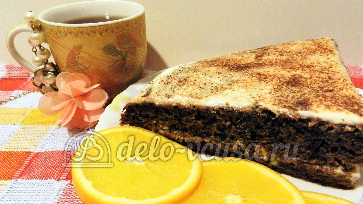 Простой пирог на кефире рецепт с вареньем