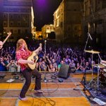The White Buffalo! Una grandissima band ed un pubblico stupendo!  Emozioni allo stato puro in Piazza Verdi ieri.. https://t.co/Jn6S1ogUtc