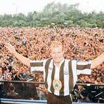 20 years ago today, I made my biggest & best career decision. I went home to play for my club @NUFC #noregrets #206 https://t.co/IhBgxfd9VO