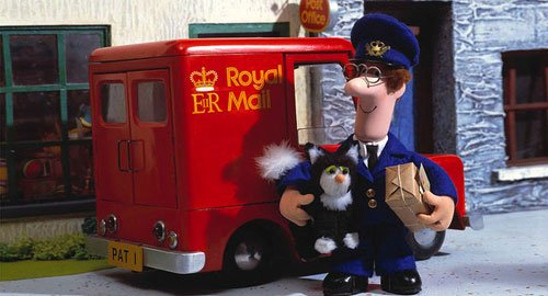 The voice of Postman Pat, Ken Barrie, has sadly passed away