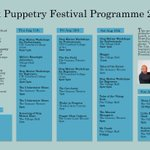 Cork Puppetry Festival is starting in a week! https://t.co/fBliVnGZQR https://t.co/1ClQv7owzM