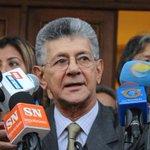 AMAZONAS EN ALERTA. Ramos Allup denuncia que el Sebin merodea la AN para apresar a diputados https://t.co/SCUqpHMizy https://t.co/Ggj4ayZE8B