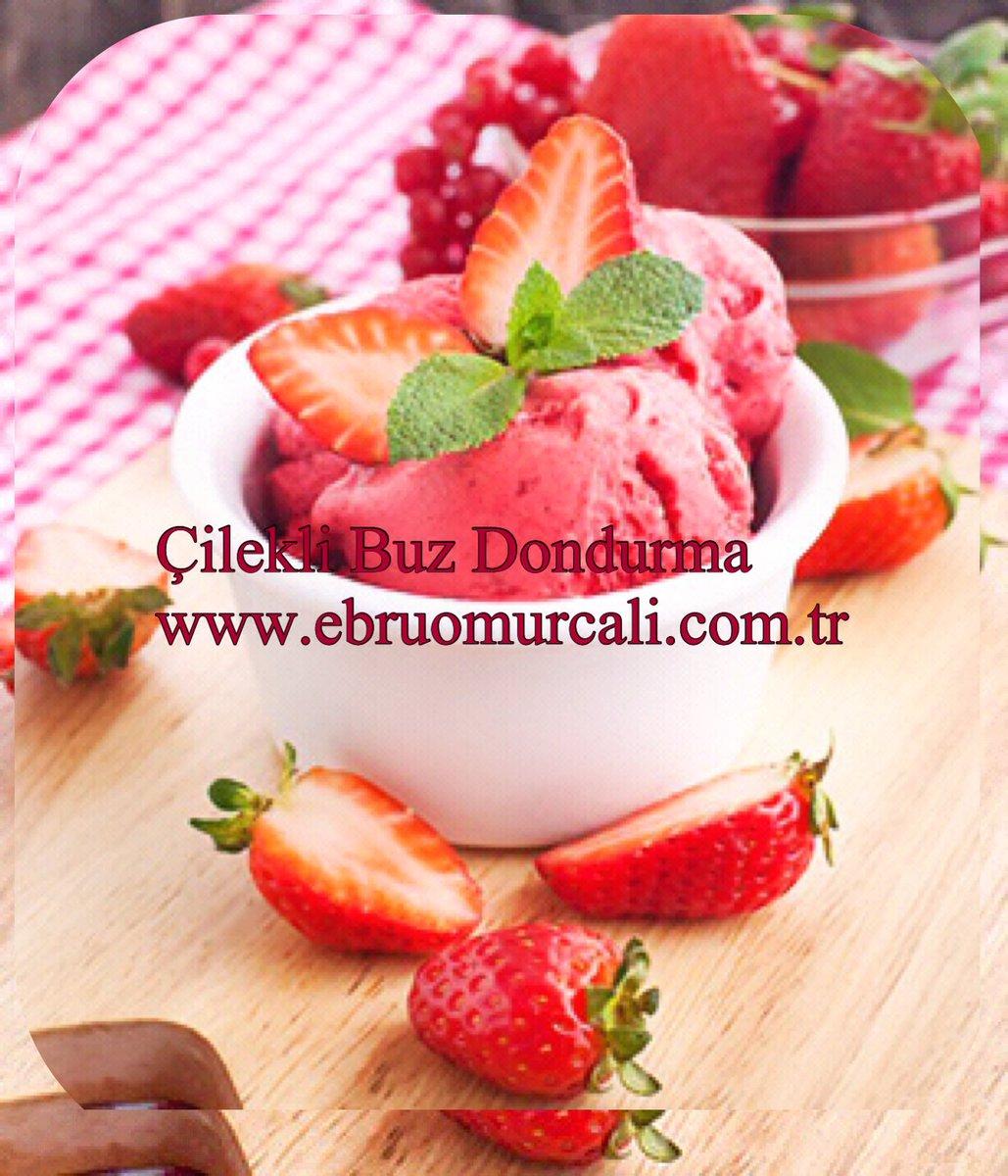 Рецепт молочного мороженого с клубникой в домашних условиях
