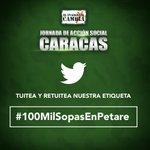 Usa la etiqueta #100MilSopasEnPetare y seamos Tendencia Nacional. https://t.co/WesD9aBvV0