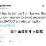 #NeverMissAMoment You dont have to go to the banks for loans... #CapInterestRates https://t.co/rdeRfBsT3o