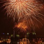 Enjoy Natal Day weekend fireworks over the harbour tonight! Start time approx 10:00pm! https://t.co/WAhuPMLx6x