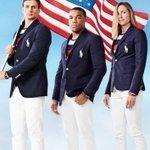 Олимпийская сборная США выступит на Играх с российским триколором на груди у участников изображен российский флаг https://t.co/axScb73KES