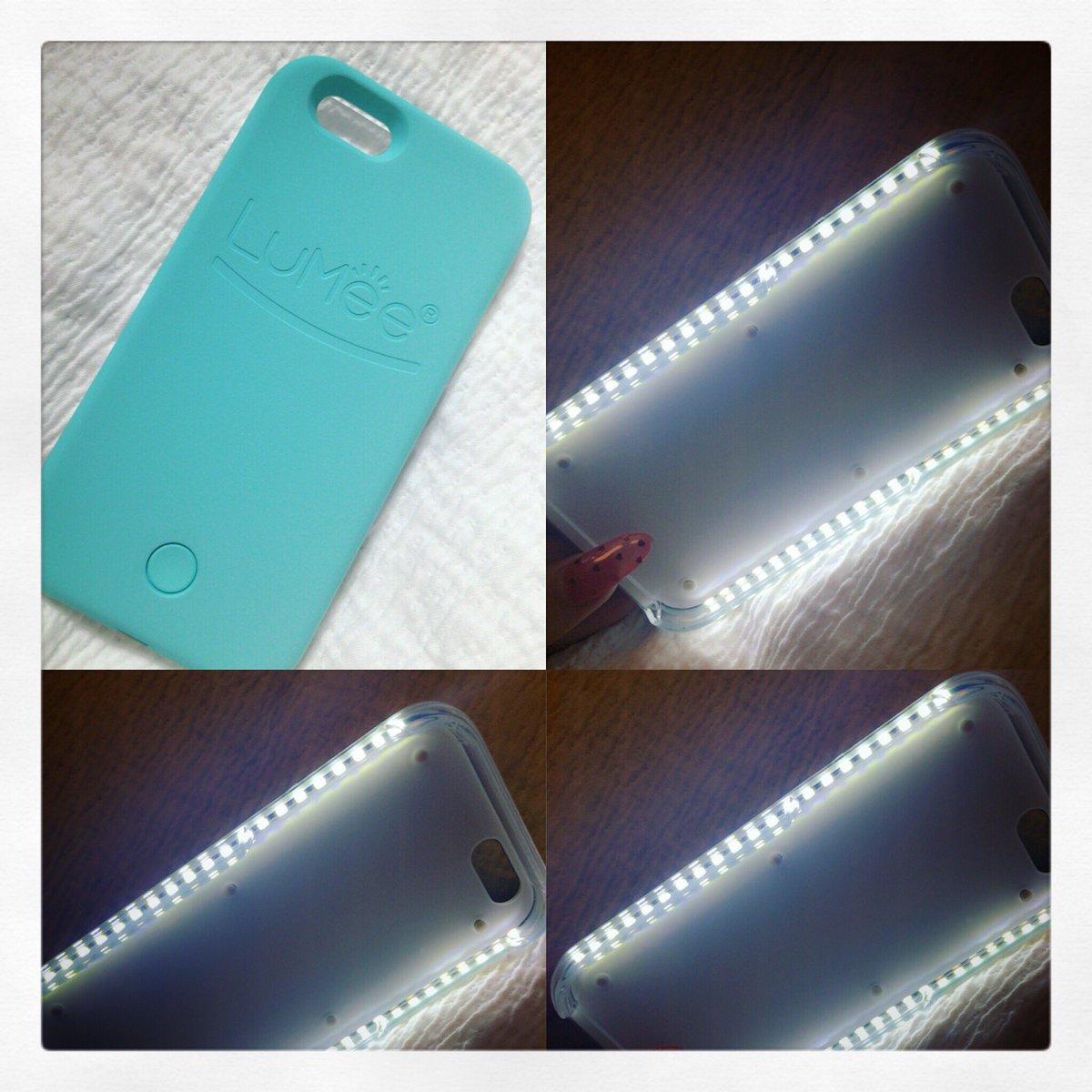 夜用のiPhoneケースゲットしたの。 真っ暗闇でもこんな明るく撮れる。 この子天才だわ😳☝️夏沢山…