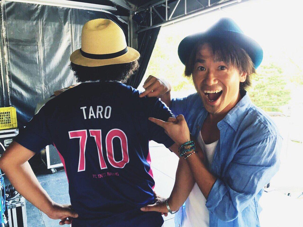 ★本日のオマケ写真★ 葉加瀬太郎さんに今年もナオトTシャツを着て頂きました☺︎ありがとうございます!…