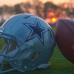 Rise & Shine! Football is back. #CowboysCamp https://t.co/mnMmpaxUqz