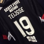 Yordi Teijsse makes his first start for the club today #thedee https://t.co/aqLUTBzo7N