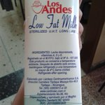 ¿Guerra económica? Luego de expropiar Lácteos Los Andes y destruirla, ahora la importan desde Nicaragua #VzlaReport https://t.co/Ck6HMgzc2d