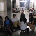 #HappeningNow Students forced to camp out to enlist subjects through SAIS. #JunkSAIS https://t.co/J7C2FRl32P