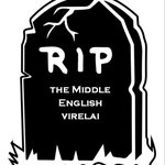 My article killing off the Middle English virelai is out - you can download it from here: https://t.co/n96Tdksocy https://t.co/K9TJ9ezzxJ