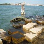 """grazie amici Circolo Culturale """"3 Agosto"""" che oggi avete ripulito il monumento alla Partigiana veneta #Venezia https://t.co/PxmEl6V260"""