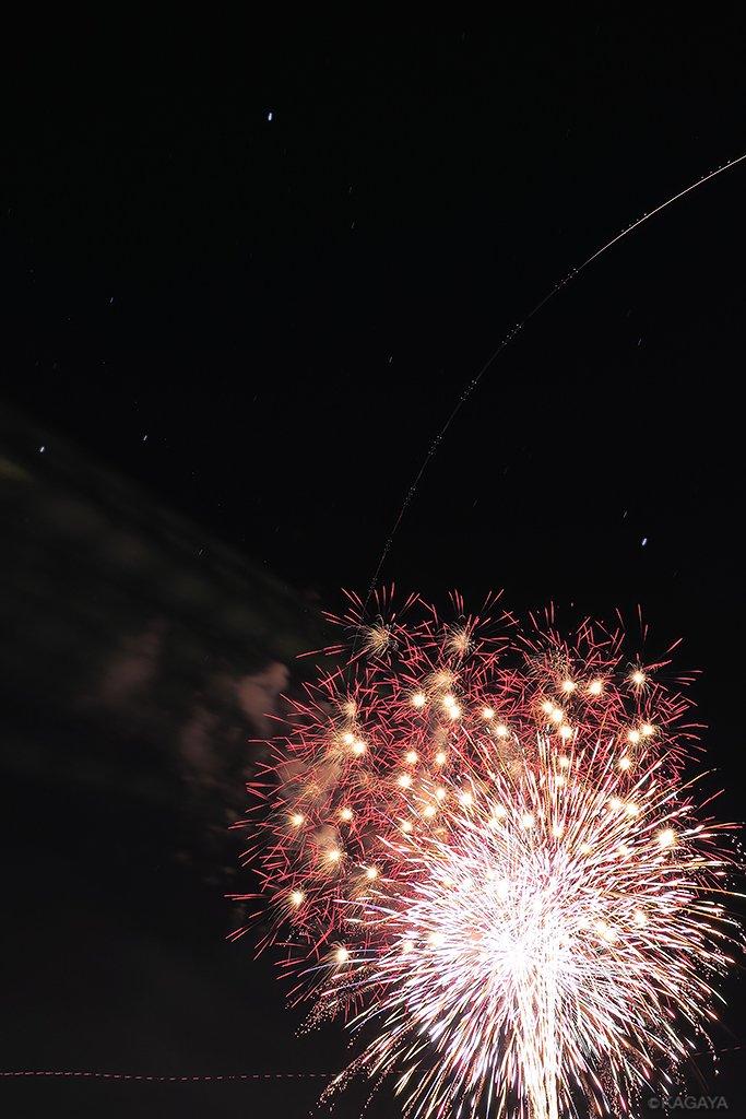 本日の隅田川の花火と夏の大三角。 先日ご紹介したコンパクトデジタルカメラPowerShot G9Xの…