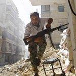 """""""Прощай, оружие"""" - окруженные в Алеппо боевики начали сдаваться https://t.co/jwGVvYkPRN https://t.co/1RfemL2IK6"""