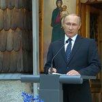 Путин у Русской часовни в Словении: Здесь от непосильного труда и болезней погибли 10 тыс русских. Мы их не забыли! https://t.co/LmCCwaJk3n