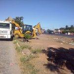 @prefmossoro recolhimento material volumosos de material volumosos descartados em vias públicas, Av Fco Mota, Pintos https://t.co/AeK1Ec2HwS