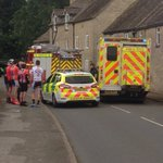 Cricket match in Chadlington suspended while cyclist who collapsed in road airlifted to hospital @TheOxfordMail https://t.co/U5z8fIQ4gV