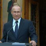 Путин: Мы благодарны словенцам, сохранившим часовню памяти русских воинов на протяжении 100 лет. Спасибо, Словения! https://t.co/tk1ewqfMot