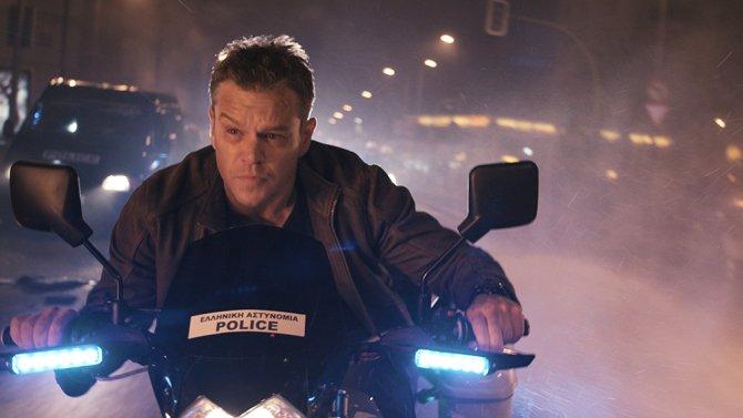 Box Office: Matt Damon's JasonBourne Rules with $61 Million