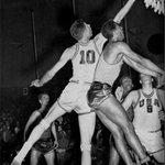 7/30/1952 -The Jayhawk-laden Olympic bball team defeats Brazil 57-53, advances to semi-finals. Lovellette scores 27. https://t.co/O3UWoikLAe