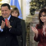 Cristina Fernández y Hugo Chávez habrían lavado dinero a través de empresas Cantv y Suvinca https://t.co/2uB25C56q9 https://t.co/DWIKUBz5Wo