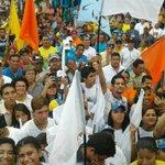 Cada rincón del país, luchando por su futuro, hoy con el pueblo de Cojedes exigiendo #Revocatorio2016 #30Jul https://t.co/CBBwWcaYRg