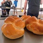 Fresh bread from @CityMarket104 for the eggs Benedict! #tasteyeg @TasteOfEdm https://t.co/ITjOv9RciV