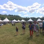 Hot hot hot at Heritage Festival today! Annual event kicks off today and runs all weekend #yeg @EdmHeritageFest https://t.co/aZ5KmkI7O9