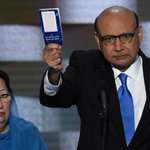 """Father of slain Muslim US soldier to Donald Trump: """"You have sacrificed nothing and no one"""" https://t.co/yQIsqPsq4l https://t.co/sfK2iBzy7A"""