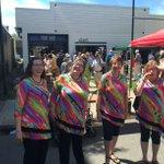 Lovely ladies all set! @sunfestyyc @Plantshopyyc #InInglewood #yyc https://t.co/x6N4vdgjnP