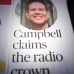 I for one welcome welcome our new radio overlord! All hail King @JohnJCampbell!! ;) #Marvelous https://t.co/5vrr2INun0