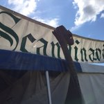 Come find the Vikings & try some tasty treats! #scandinavianbooth @EdmHeritageFest @PokeIife https://t.co/ED3dPMQsFk