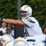 Rivers at the Mic - What the QB said about Bosa, Gordon & start of #ChargersCamp. MORE: https://t.co/aCg98DvlLl https://t.co/pZsKwQbhDu