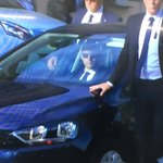 .@Pontifex_pl odjeżdża z ul. Franciszkańskiej w towarzystwie kard. #Dziwisz.a #PopeInPL #Krakow2016 https://t.co/6sAPCgaWMX