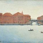 Virgilio Guidi - La Giudecca,Venezia https://t.co/jScSktaDyg