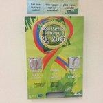 """""""Máquina de preservativo"""" no banheiro do Parque Olímpico 😂 https://t.co/kiAwT0EeqQ"""