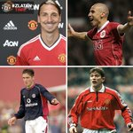 Swedish players to play for Man Utd: Z.Ibrahimovic H.Larsson B.Djordjic J.Blomqvist Top 5 articles on the way... https://t.co/NK2F5ULWS7