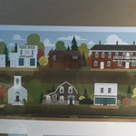 """I have 3 brand new prints with me at @CityMarket104 showcasing your fav @FortEdPark streets. These ones are 20""""x9""""! https://t.co/WGts6gnldY"""