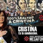 #PMconCFK UTN, Avellaneda. Chávez, Néstor Kirchner, San Martín, Rosas, Perón.. Cristina es la conducción! https://t.co/qf9TKoQPrs