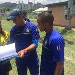 "Nuestro DT es el ex jugador profesional, Jose Luis ""Puma"" Rodríguez. https://t.co/vt9VpVHh1e"